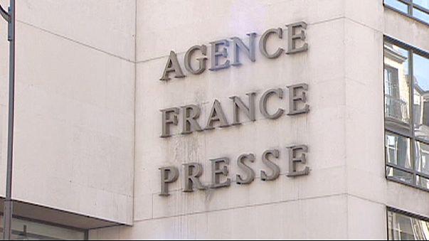 AFP'de grevin süresi uzadı