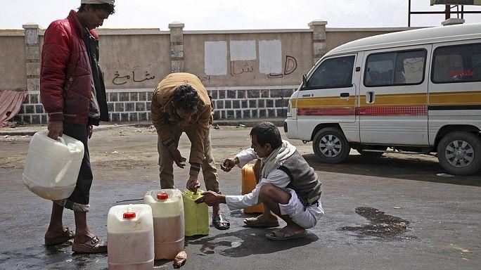 UN brokers brief humanitarian ceasefire in war-torn Yemen