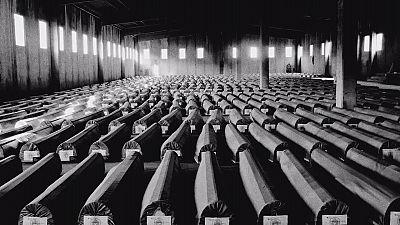 Fotoausstellung erinnert an die Opfer von Srebrenica