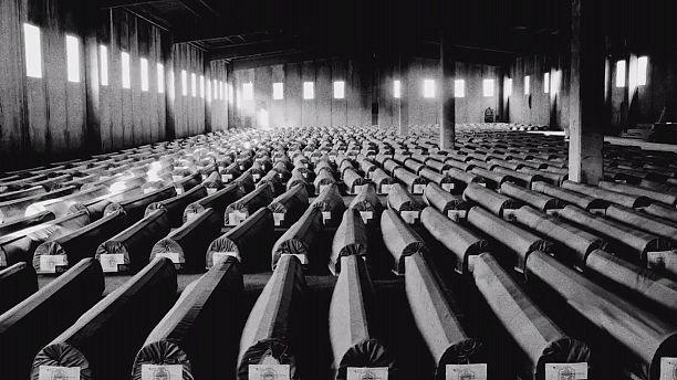 The horrors of war - photo expo recalls Srebrenica massacre
