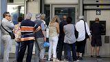 Gregos descontentes e com pouca esperança