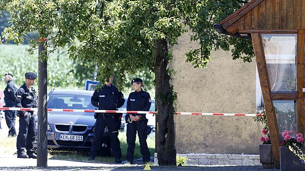 Man held after two killed in German drive-by shootings