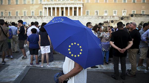 """Europe Weekly"": Grécia domina semana europeia"