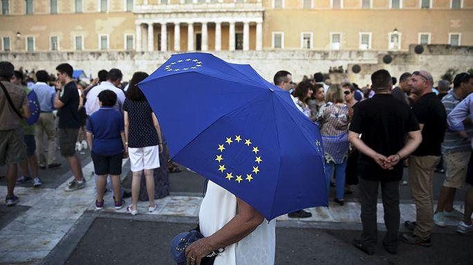 Retour sur une semaine décisive à Athènes pour le sauvetage de la Grèce