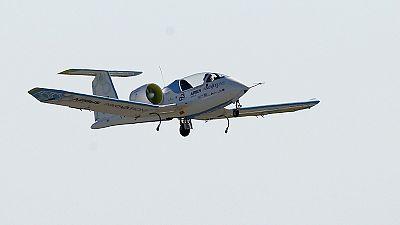 Premiere in der Luftfahrt: Mit Elekroflugzeug von England nach Frankreich