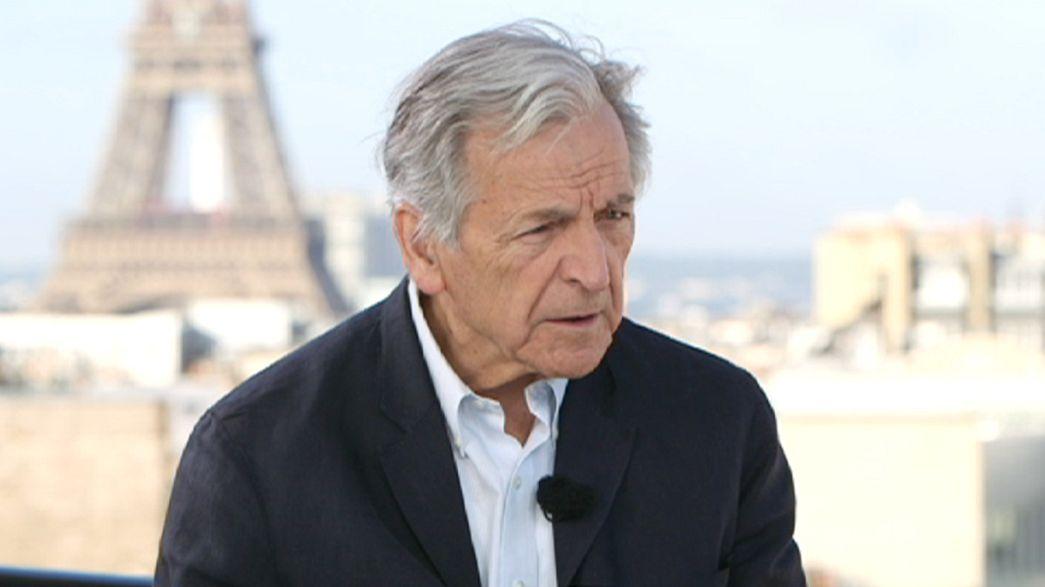 Selon le cinéaste Costa-Gavras : le seul espoir des Grecs, c'est l'Europe !