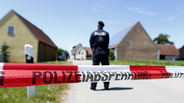 Police arrest man after shooting spree near Ansbach, Germany