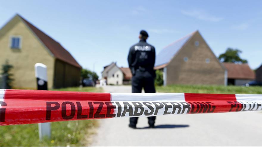 توقيف مشتبه به قتل شخصين على الأقل في ألمانيا