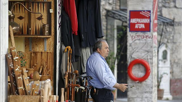 What does the Greek crisis look like?