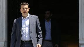 Tsipras in warp drive to save Greece