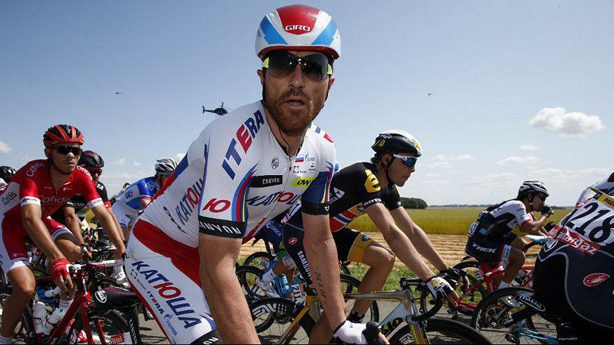 Luca Paolini kokain kullandığı için Fransa Bisiklet Turu'ndan ihrac edildi