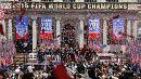 Calcio: festa grande per la Nazionale femminile USA