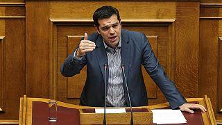 """Grécia: Alexis Tsipras entra na """"realpolitik"""""""
