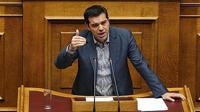 """Tsipras: """"Non chiesto un 'no' per uscire dall'euro ma per rafforzare i negoziati"""""""
