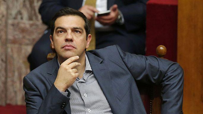 Atina'nın yeni reform paketi parlamentodan geçti