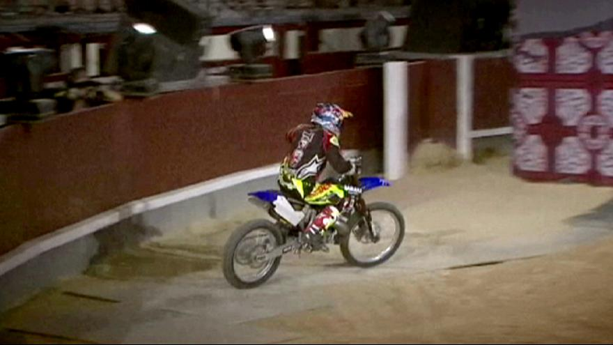 Red Bull X-Fighters: Tom Pages consigue su tercera victoria consecutiva