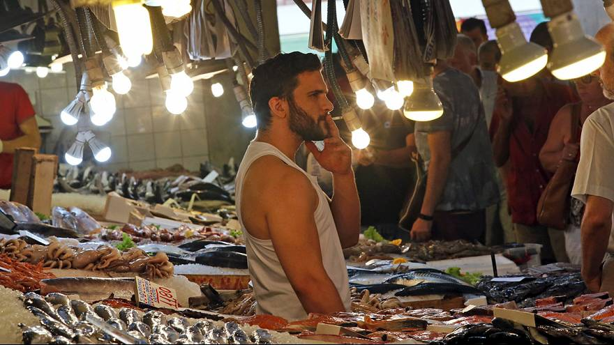 Gregos receosos quanto ao futuro