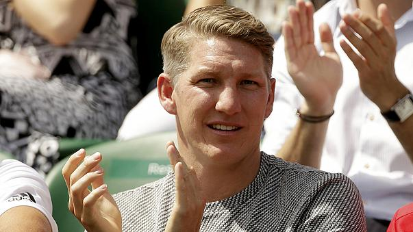 Schweinsteiger agrees to join Manchester Utd from Munich