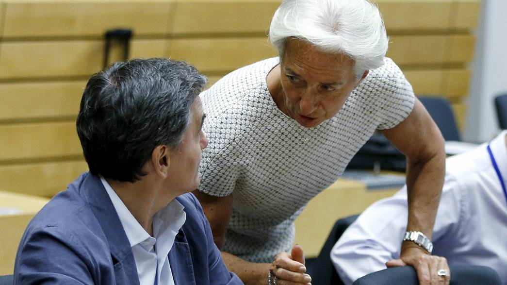Greece in last-chance saloon as Eurogroup decides on bailout