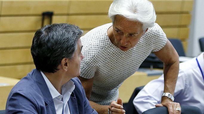 Министры финансов еврозоны обсуждают новые греческие предложения