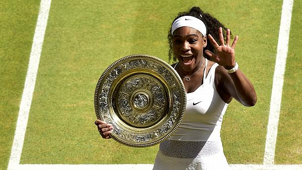 "Williams wins Wimbledon to complete ""Serena slam"""