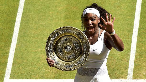 "Williams wins Wimbledon to complete ""Serena slam"""
