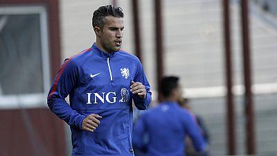 Fenerbahçe chega a acordo com Robin van Persie