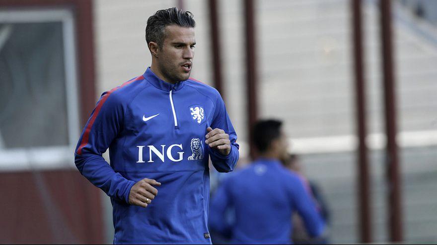 Kulüpler anlaştı, Van Persie İstanbul'a geliyor