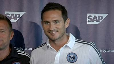 Lampard MLD debut on hold due to injury