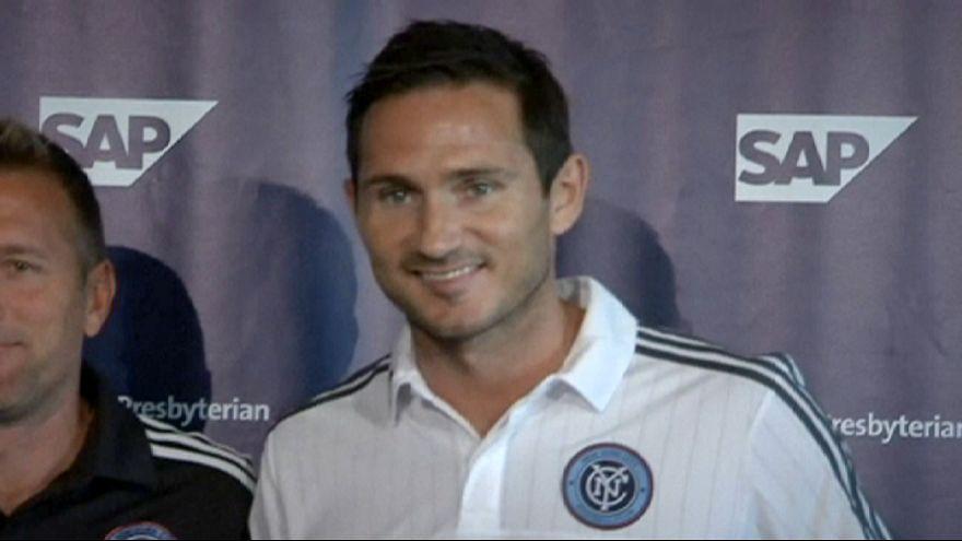 Lampard blessé