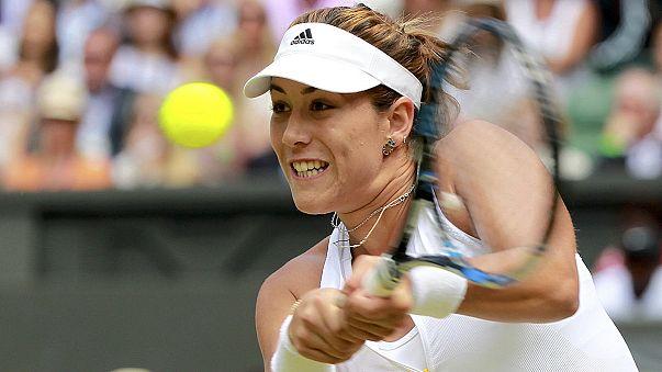 Serena Williams trunca el sueño de Garbiñe Muguruza en la final de Wimbledon