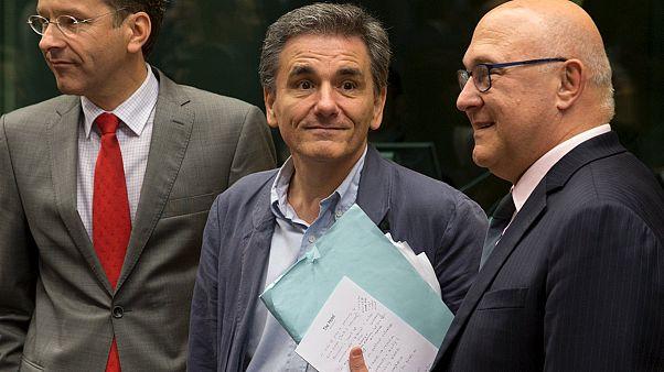 یوروگروپ به وعده اصلاحات اقتصادی یونان به دیده تردید می نگرد