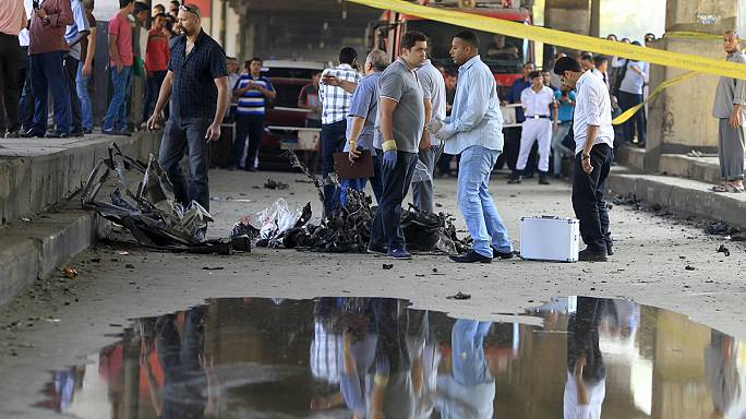 ISIL says it bombed Italian consulate in Cairo