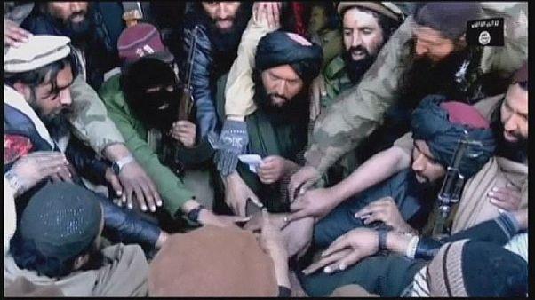کشته شدن یک رهبر دیگر داعش در افغانستان