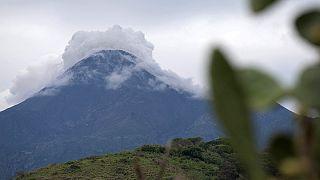México: Vulcão Colima em risco de erupção