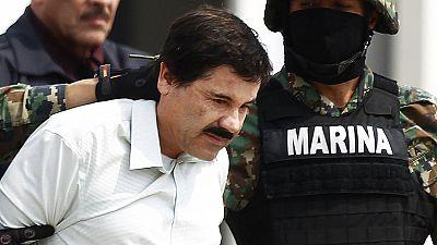 Mexiko: Sinaloa-Kartellchef Guzman entkommt erneut aus Hochsicherheitsgefängnis