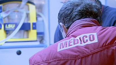 Spain: Eight pensioners killed in care home fire