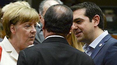 Europa unter Druck: Krisengipfel zu Griechenland