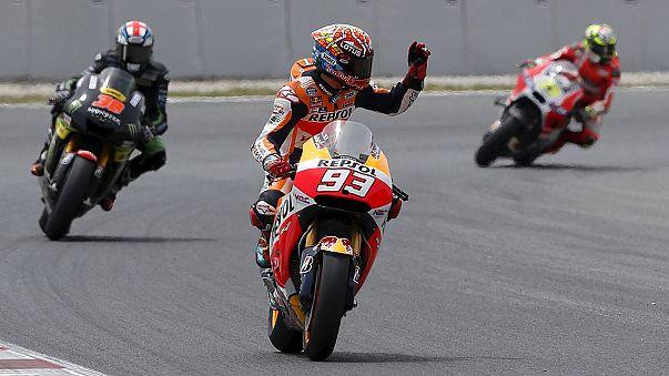 MotoGP: Marc Marquez regressa às vitórias em Sachsenring