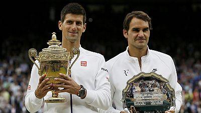 Wimbledon: Djokovic cala il tris, Federer si arrende