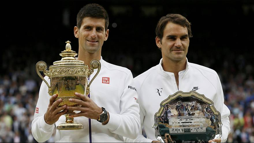 Djokovic se impone ante Federer en la final de Wimbledon