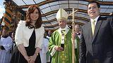 Ολοκληρώθηκε η περιοδεία του Πάπα Φραγκίσκου στη Λατινική Αμερική
