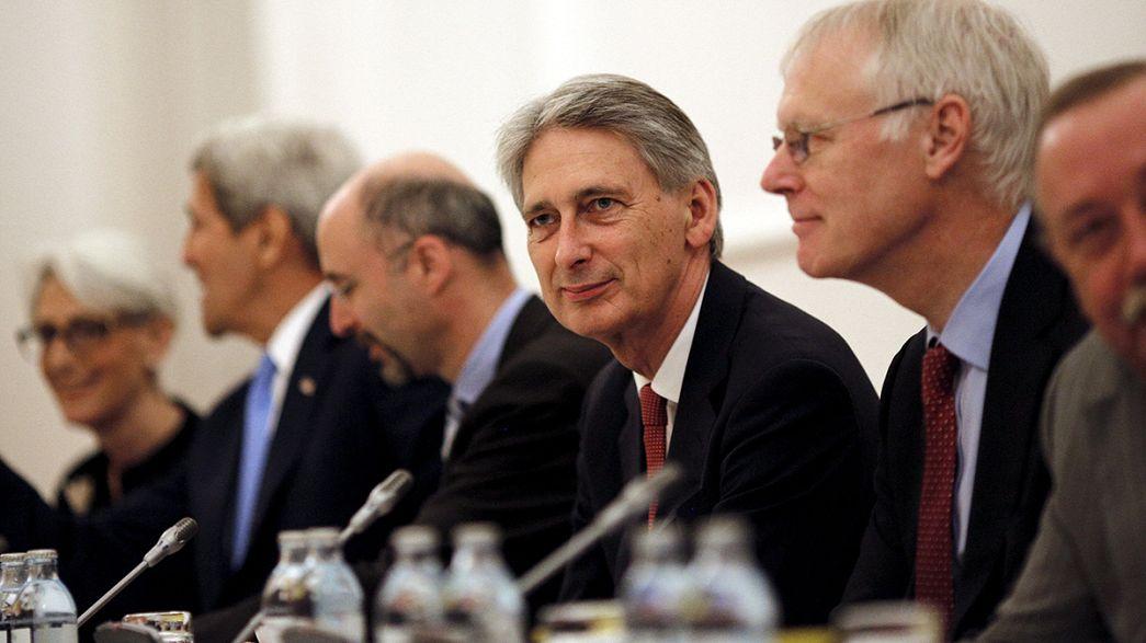 """Kurz vor dem Ziel: """"Moment der Entscheidung"""" bei Atomverhandlungen mit Iran"""