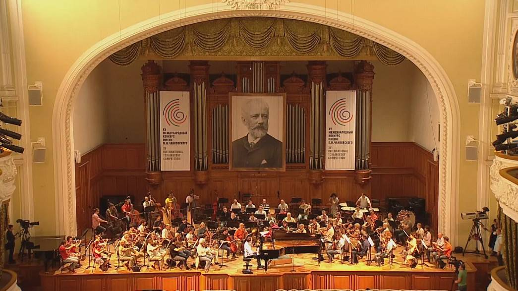 Ganadores de la XV edición del Concurso Internacional de Música Tchaikovski