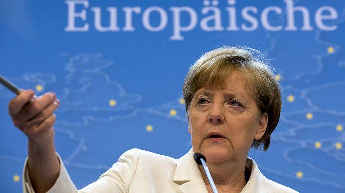 Sikeresnek tartják a megállapodást az európai vezetők