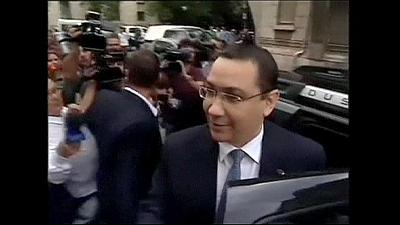 Romanian Prime Minister Victor Ponta named in a criminal investigation