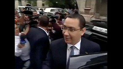 Romanian Prime Minister Victor Ponta named in a criminal investigation