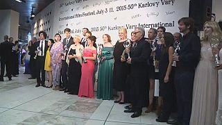 Horváth Lili sikere Karlovy Varyban