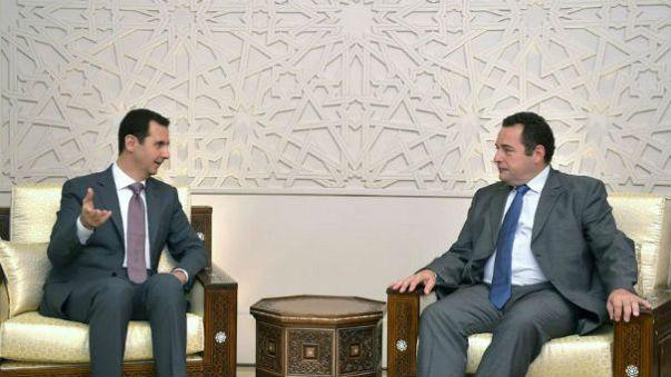 Paris-Şam hattında neler oluyor: Fransız vekillerin Esad ilgisi