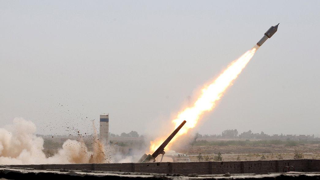 Irak birlikleri Anbar için yeniden saldırıya geçti